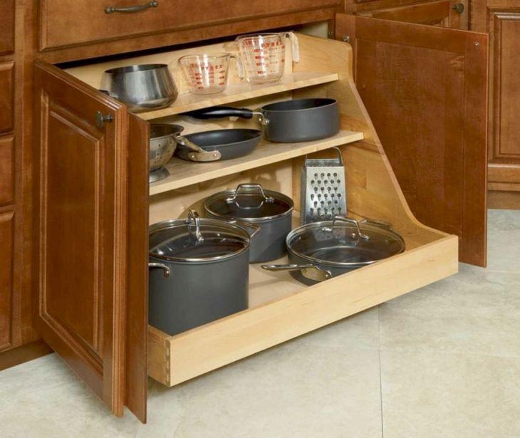 RV Kitchen Storage Design Ideas 12