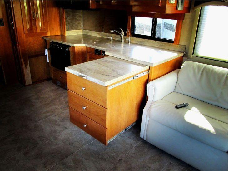 RV Kitchen Storage Design Ideas 8