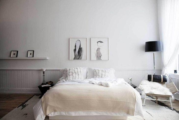 Scandinavian Bedroom Decorating Ideas 6