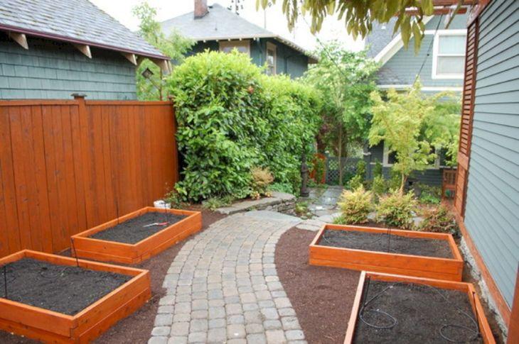Vegetable Zen Garden Ideas 18