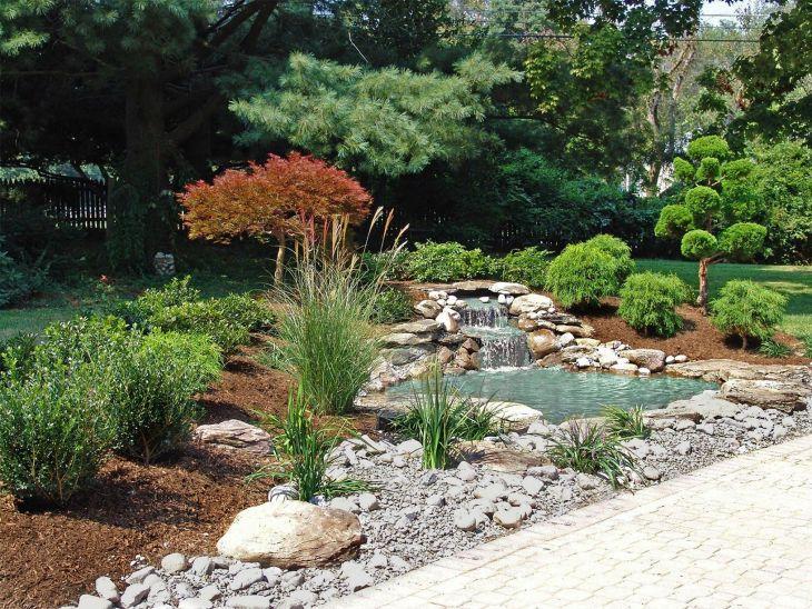 Beautiful Rock Garden 100
