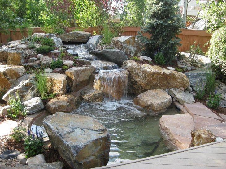 Beautiful Rock Garden 130