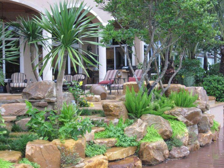 Beautiful Rock Garden 170