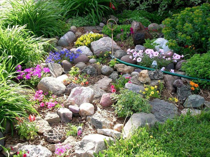 Beautiful Rock Garden 280