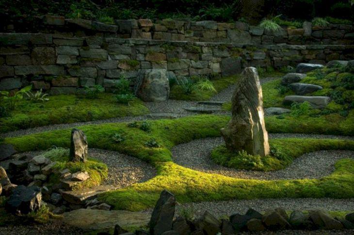 Beautiful Rock Garden 290