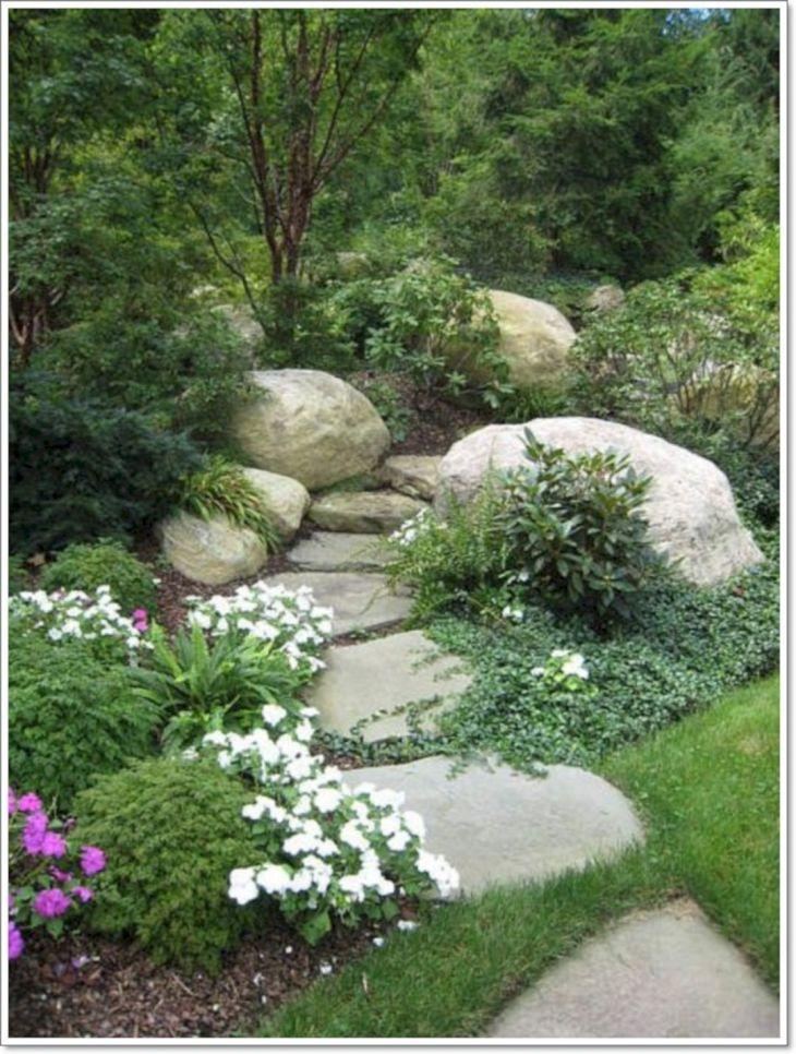 Beautiful Rock Garden 40
