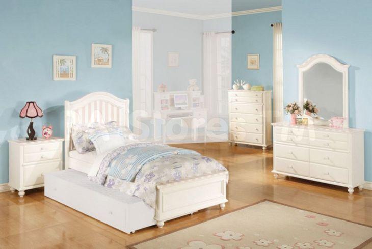 Blue Girls Bedroom Ideas 024