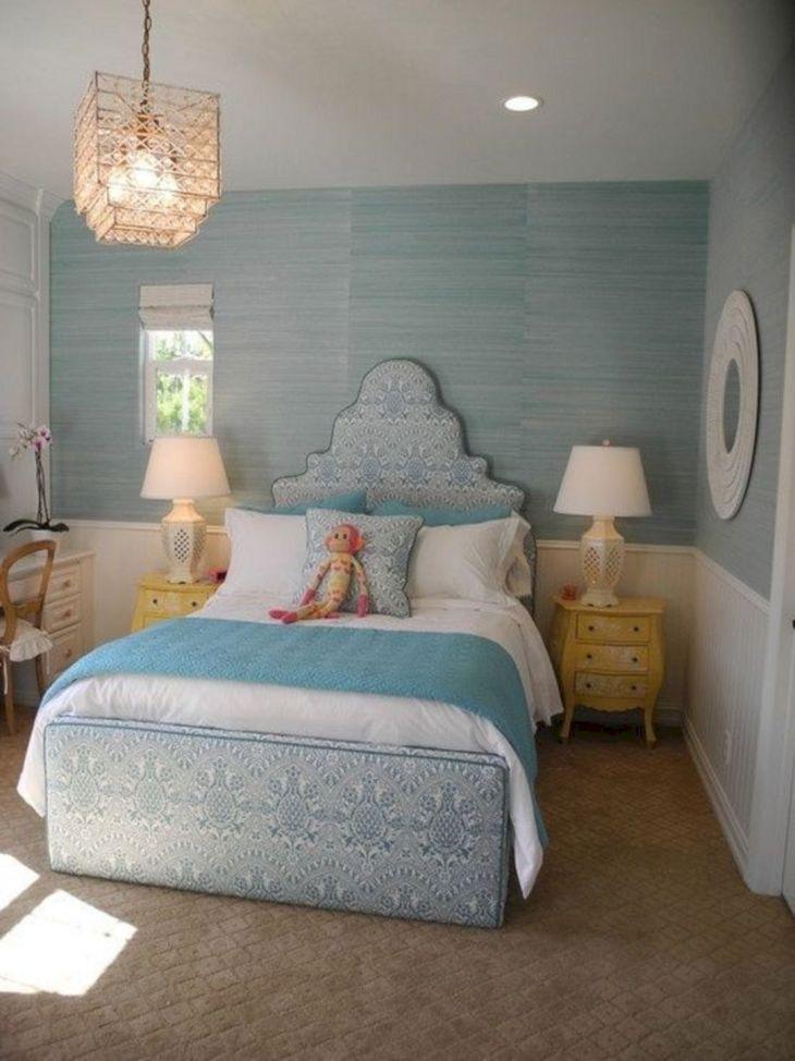 Blue Girls Bedroom Ideas 025