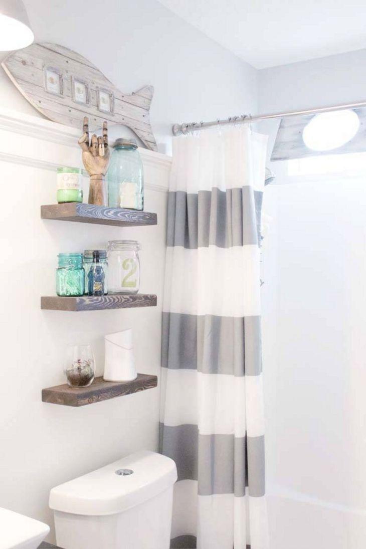 Coastal Bathroom Decor 43
