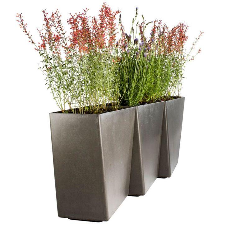 Contemporary Outdoor Planters Ideas 34