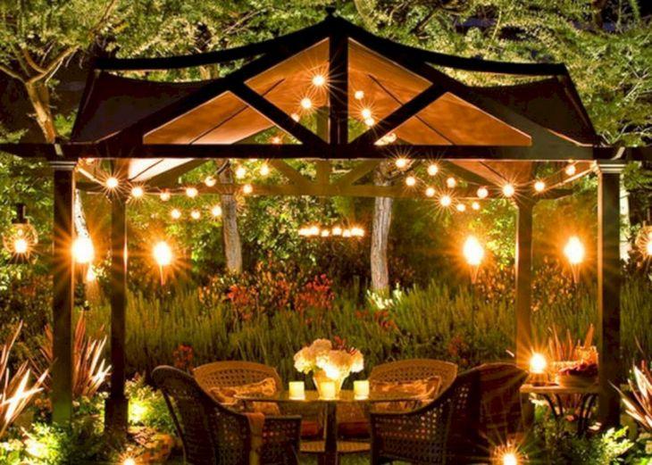 DIY Outdoor Lighting Ideas 12