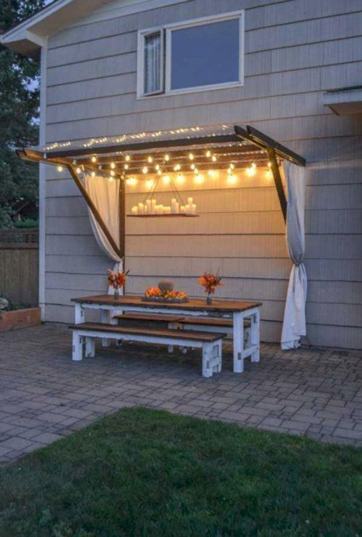 DIY Outdoor Lighting Ideas 14