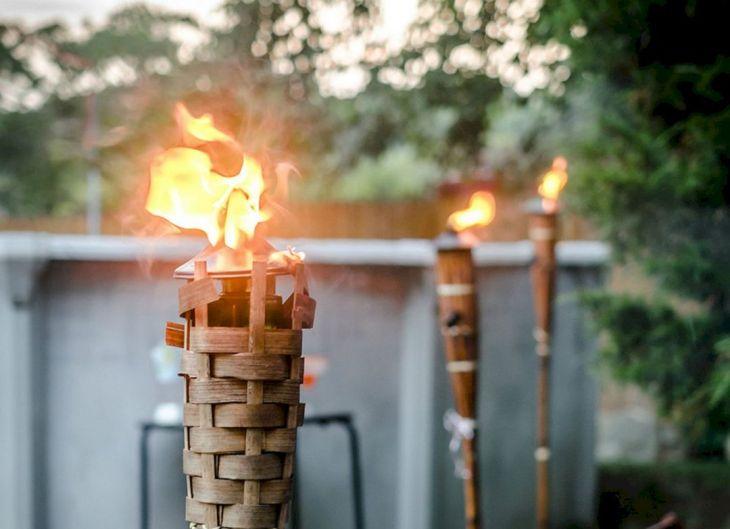 DIY Outdoor Lighting Ideas 16