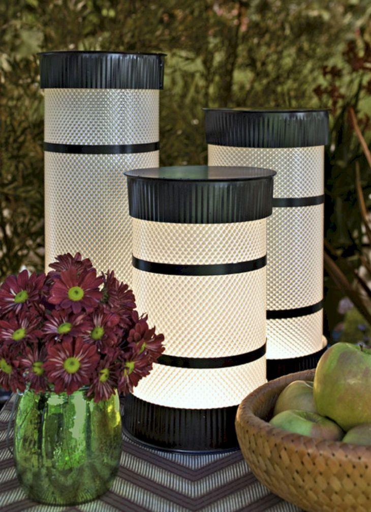 DIY Outdoor Lighting Ideas 23