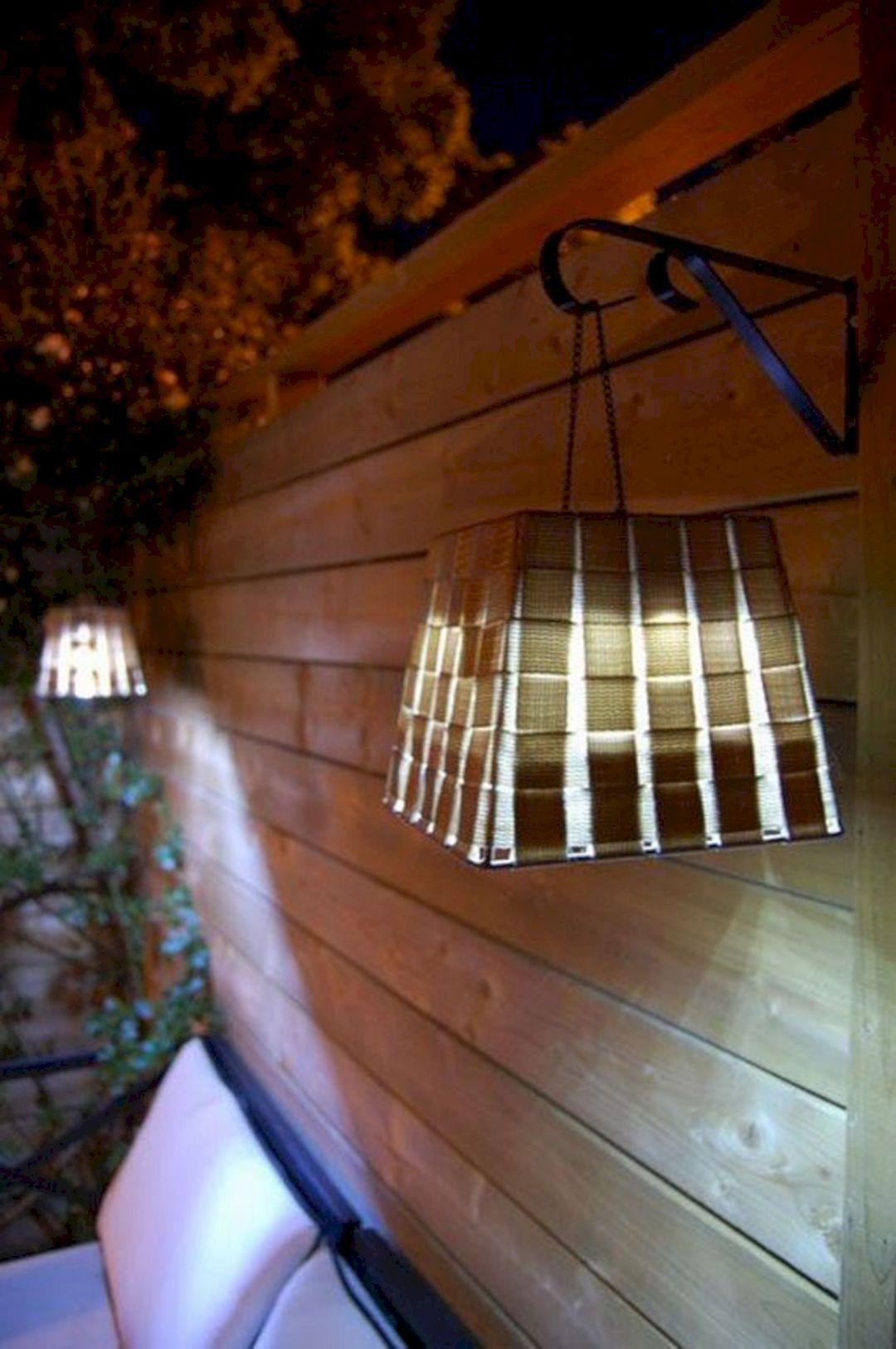DIY Outdoor Lighting Ideas 28
