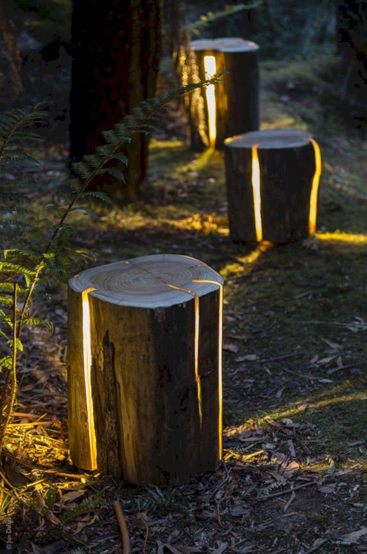 DIY Outdoor Lighting Ideas 8