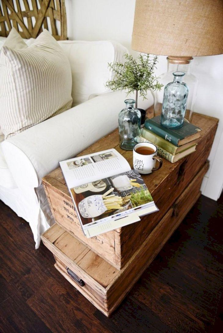 DIY Side Table Ideas 1027