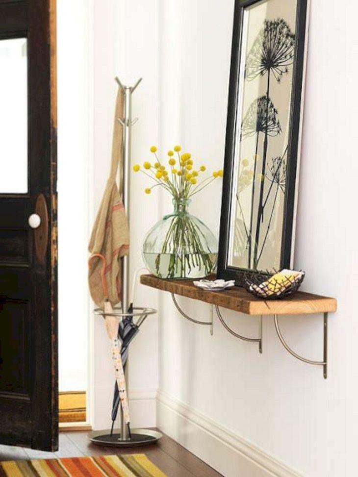 Home Entrance Shelves 101