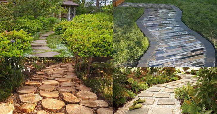 Home Garden Pathway 180