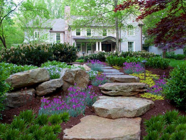 Home Garden Pathway 210