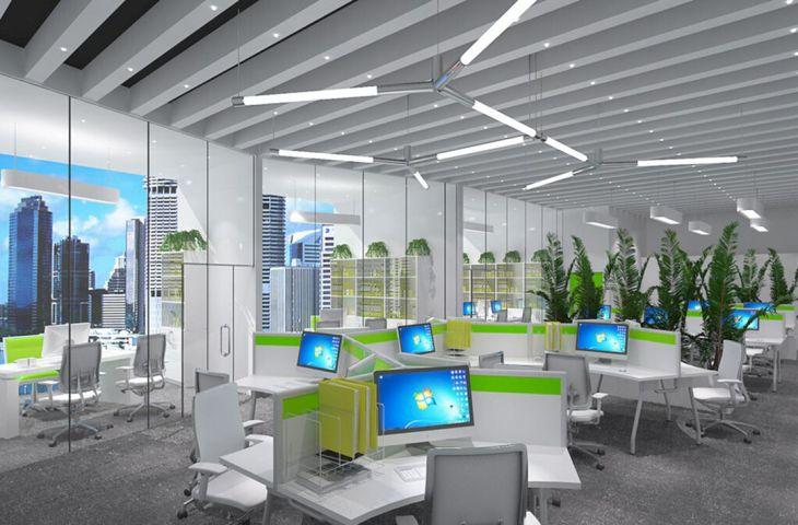 Home Office Interior Design 110