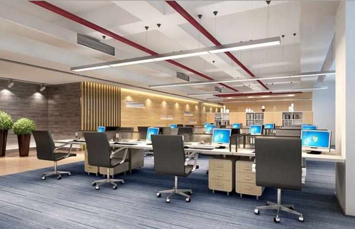 Home Office Interior Design 117