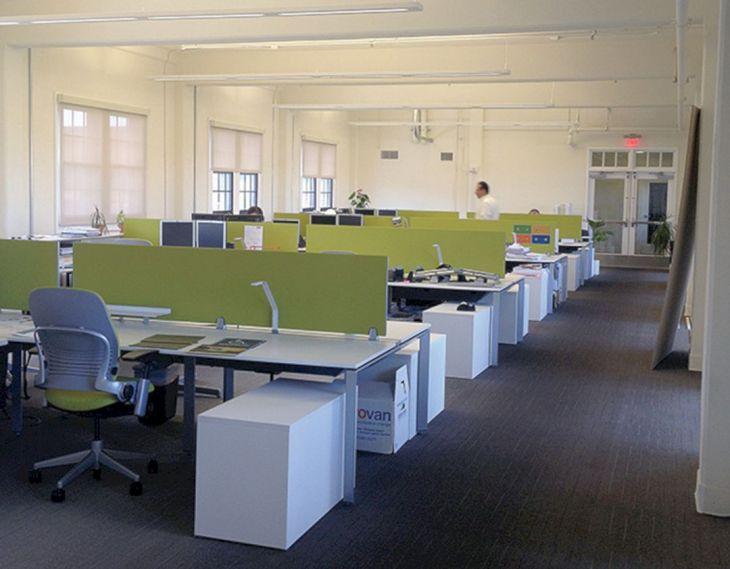 Home Office Interior Design 125