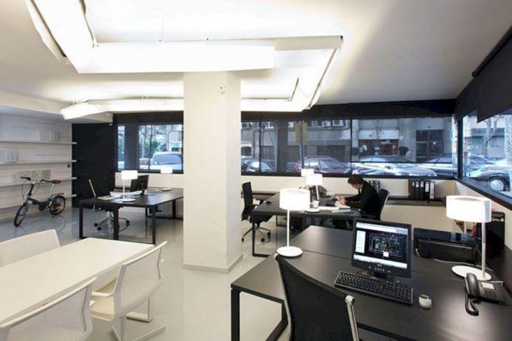Home Office Interior Design 131