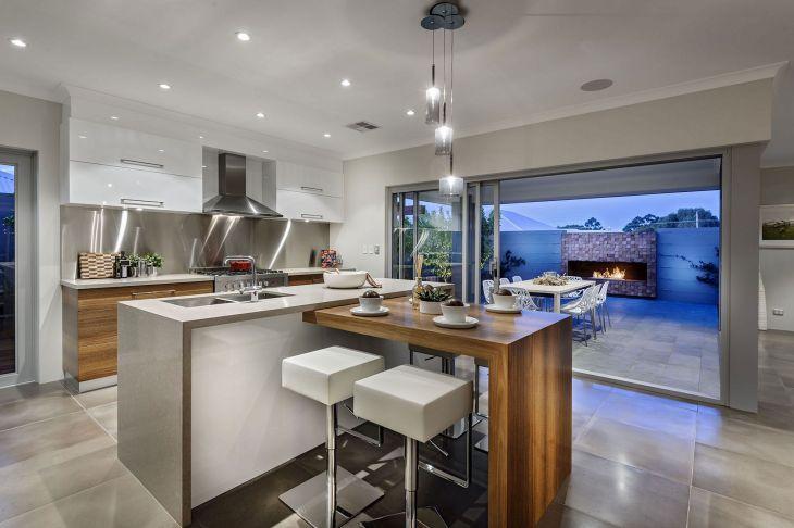Kitchen Islands with Breakfast Bar 81