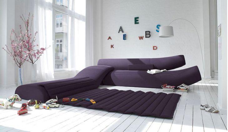 Living Room Colorful Sofa 2