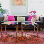 Living Room Colorful Sofa 21
