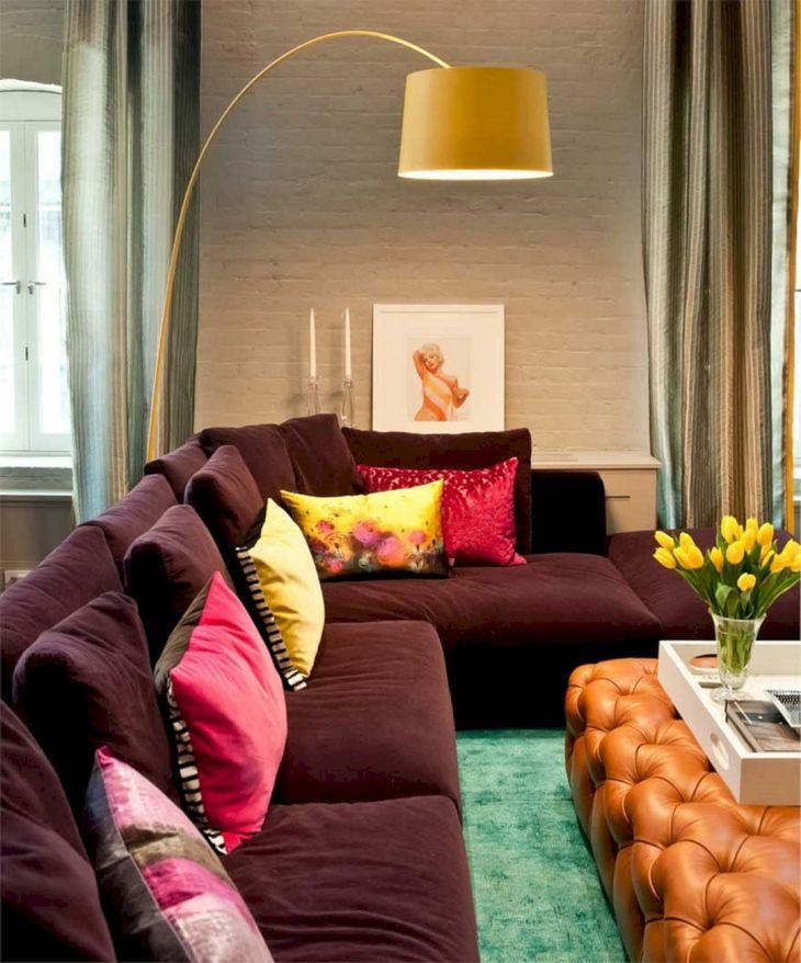Living Room Colorful Sofa 6