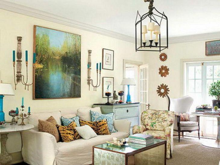 Living Room Wall Art Ideas 01