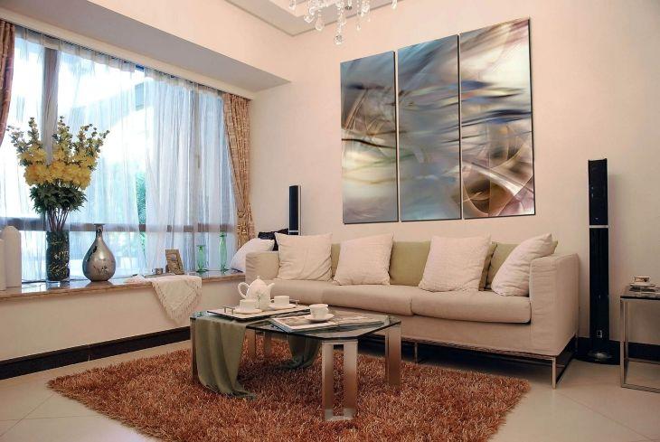 Living Room Wall Art Ideas 021