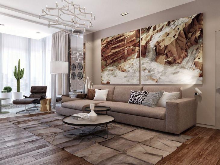 Living Room Wall Art Ideas 023