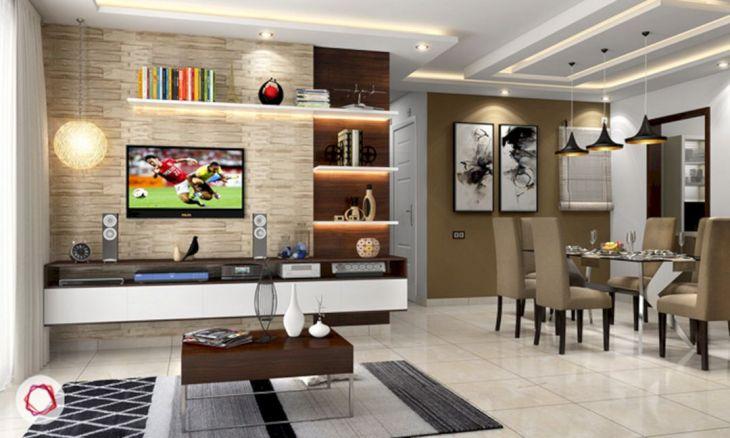 Living Room Wall Gallery Design 2
