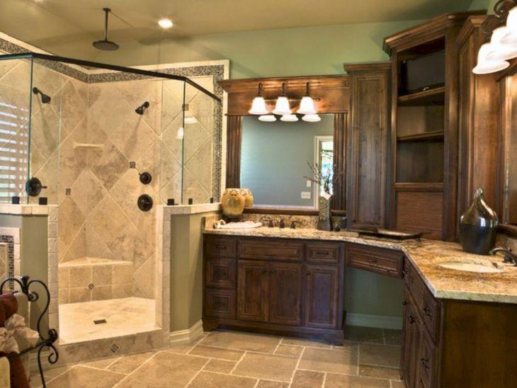Master Bathroom Design and Decor 12