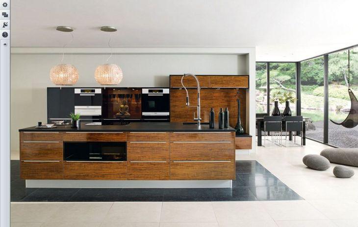Modern Kitchen Design 21