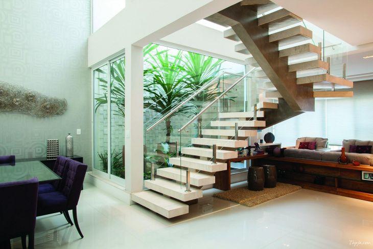 Modern Spiral Staircase Ideas 112