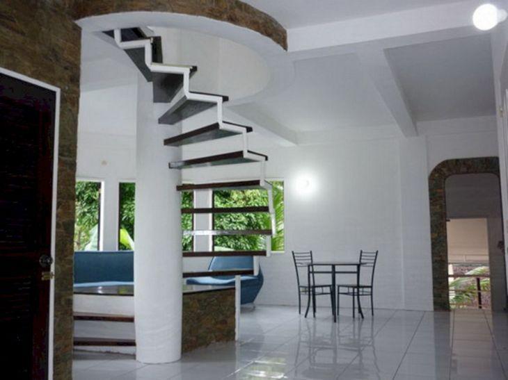 Modern Spiral Staircase Ideas 115