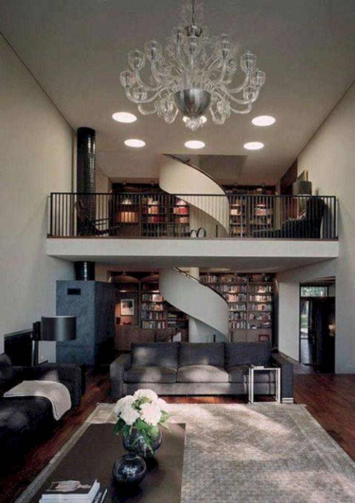 Modern Spiral Staircase Ideas 123
