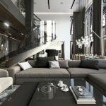 Modern Spiral Staircase Ideas 13