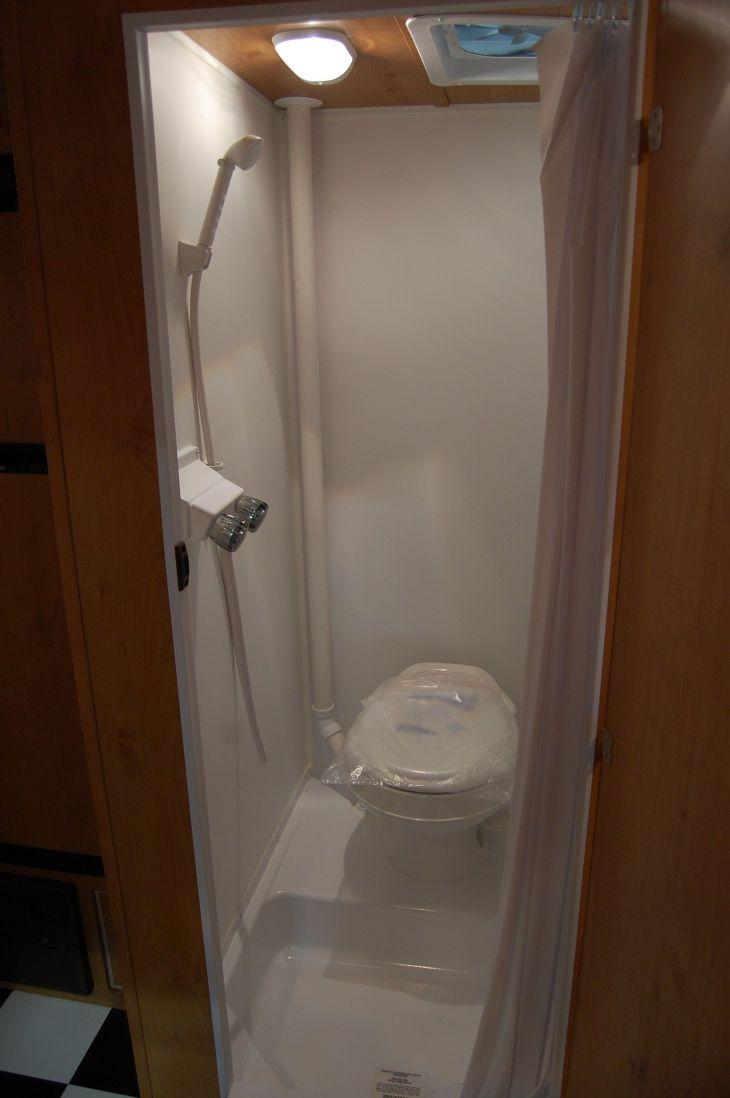 RV Bathroom Shower 021