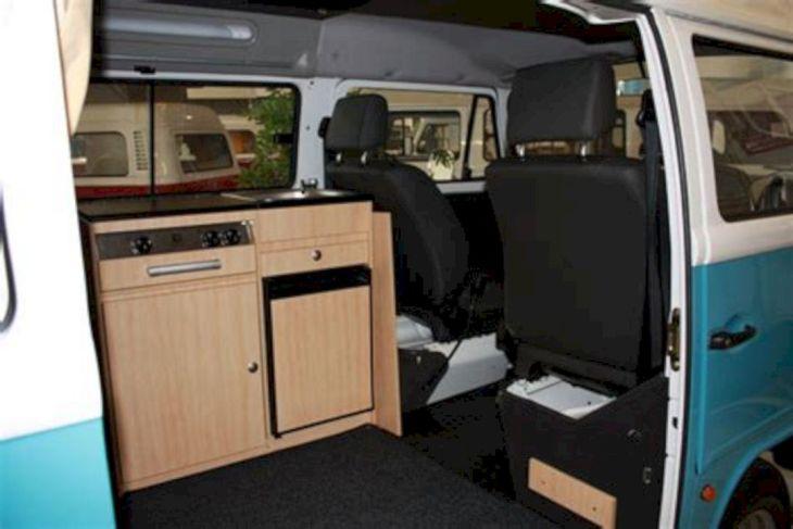 RV & Camper Van Interior Design 120