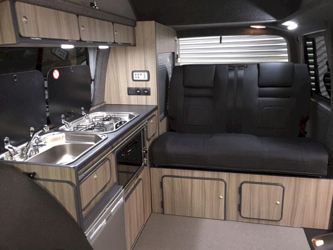 RV & Camper Van Interior Design 160