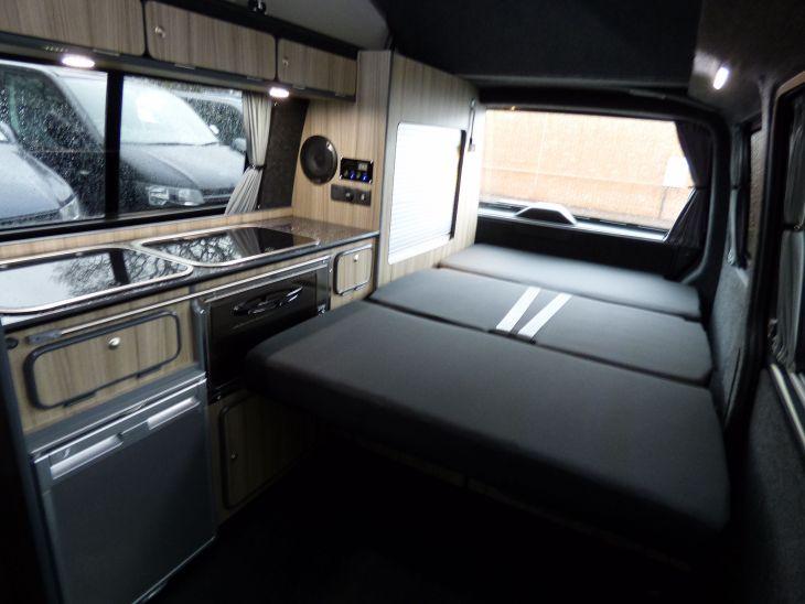 RV & Camper Van Interior Design 170