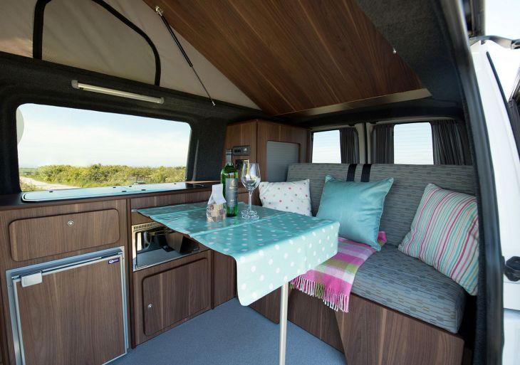 RV & Camper Van Interior Design 300