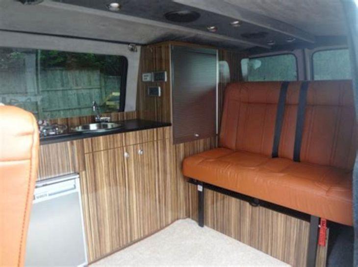 RV & Camper Van Interior Design 90