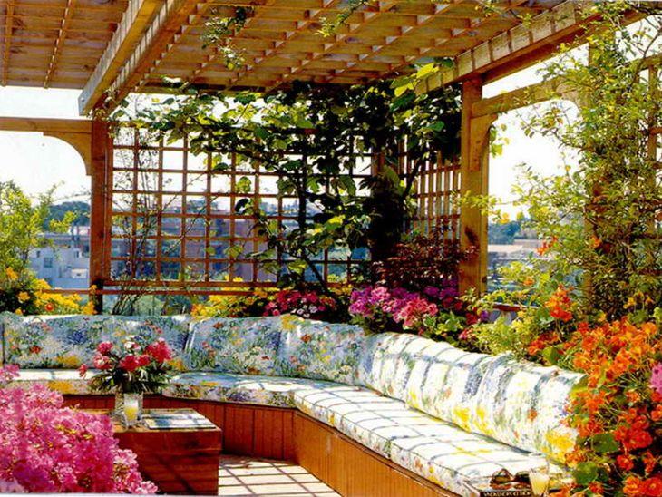 Rooftop Garden Ideas 114