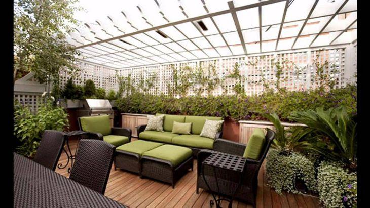 Rooftop Garden Ideas 117